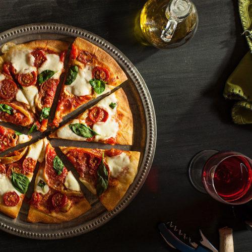 Vitrinas para pizzas