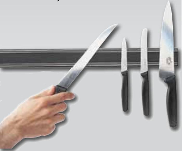 Soportes magnéticos para cuchillos