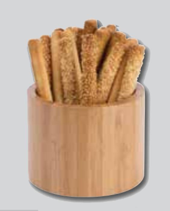 Cuencos de bambú
