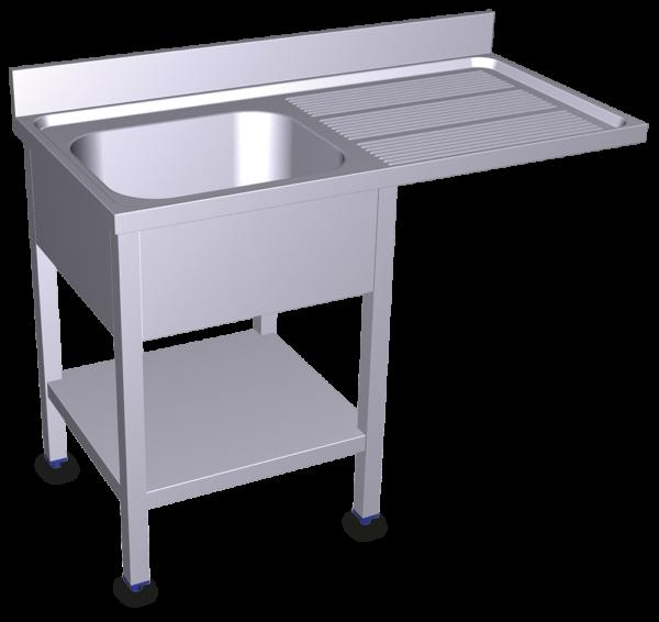 Fregaderos para lavavasos y lavaplatos