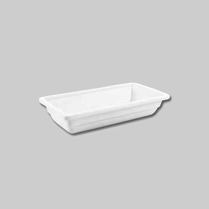 Recipientes Gastronorm de porcelana Tamaño gastronorm 1/3