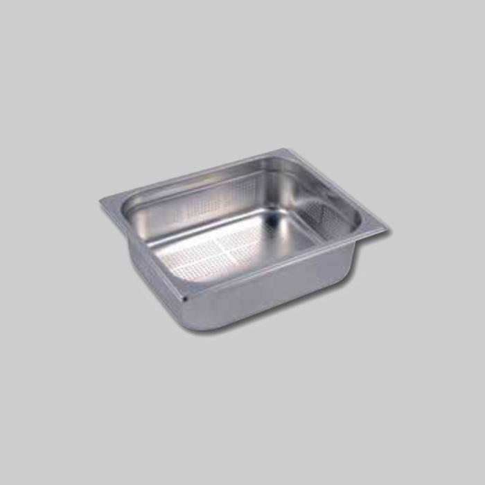 Cubetas Gastronorm 1/2 perforadas