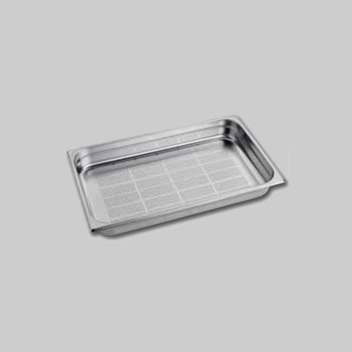 Cubetas Gastronorm 1/1 perforadas