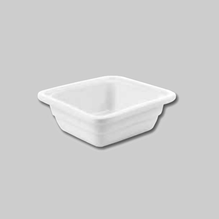 Recipientes Gastronorm de porcelana Tamaño gastronorm 1/6
