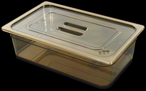 Cubetas Gastronorm alta temperatura