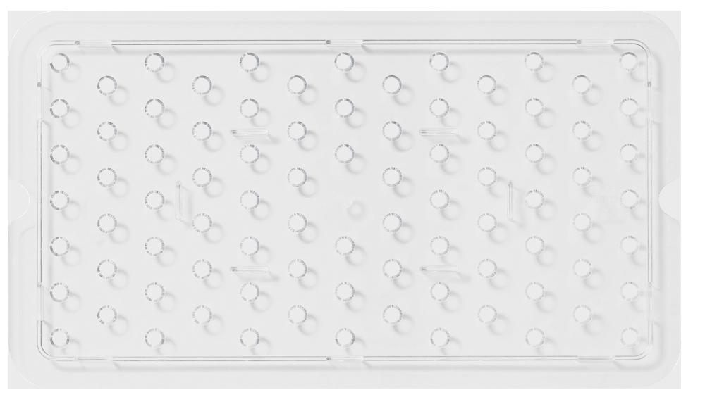 Fondos perforados para recipientes de polipropileno