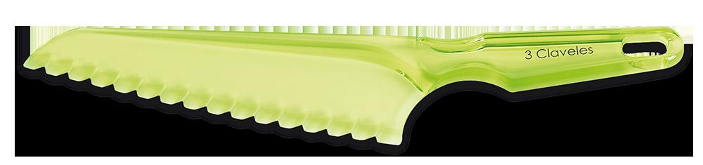 Cuchillo antioxidante para verduras