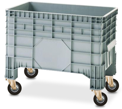 Contenedor para transporte de hielo