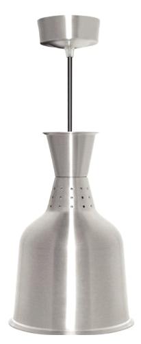 Lámpara para calentar platos