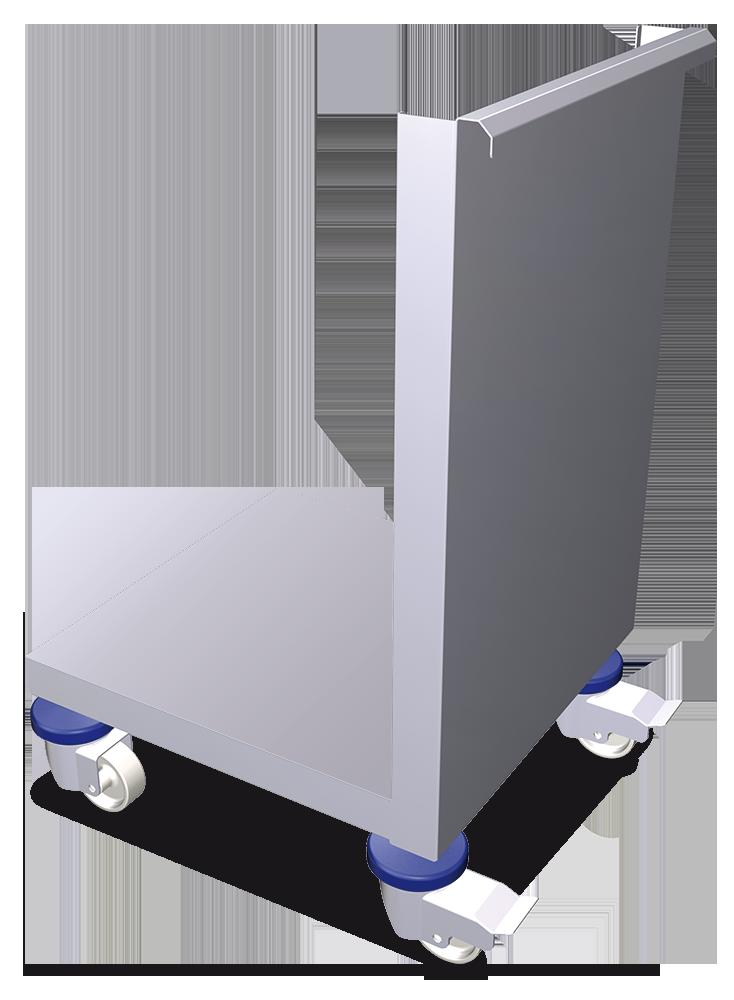 Puerta rodante para contenedores