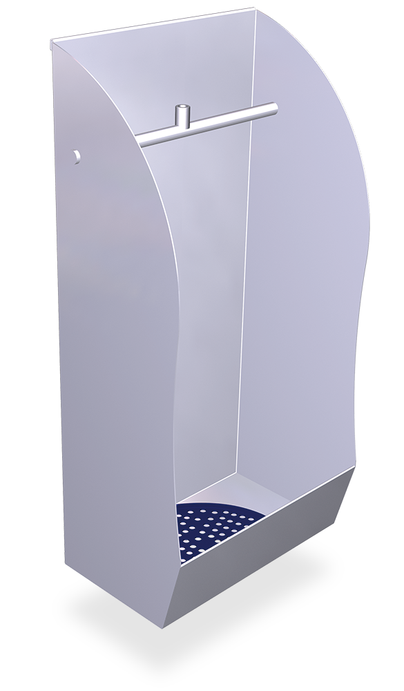 Urinarios inox