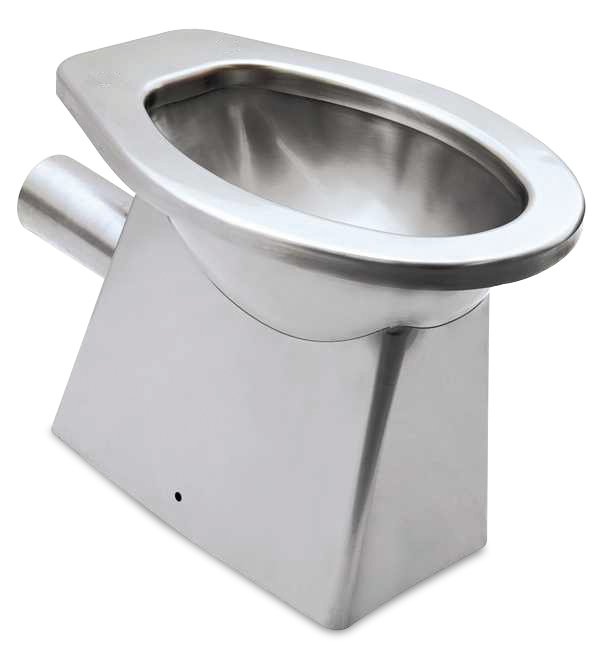 WC inox