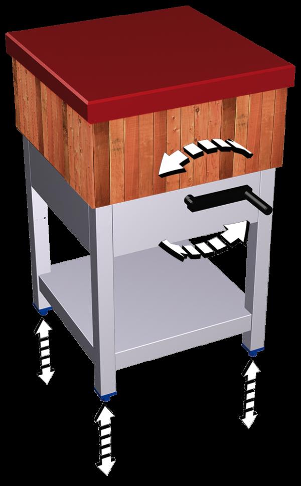 Kit de elevación