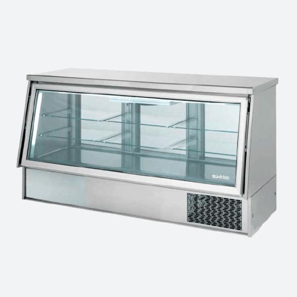 Vitrina cerrada refrigerada serie vc