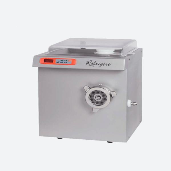 Picadora carne refrigerada