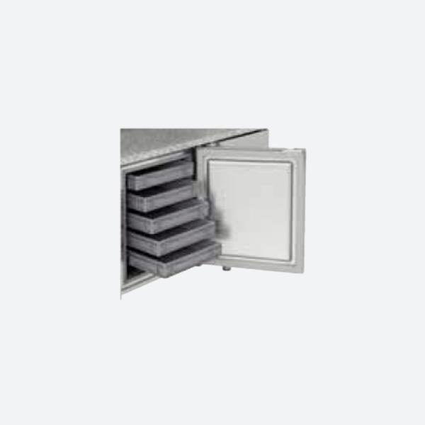 Mesa refrigerada pizza MP800