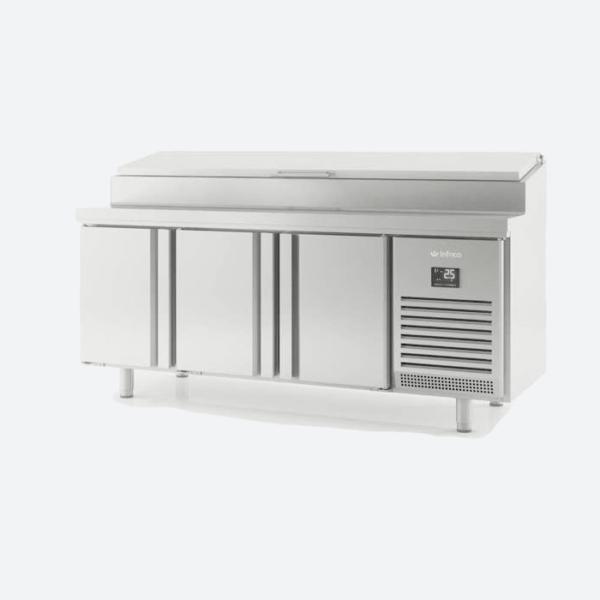 Mesa refrigerada para ensaladas  serie 700 G