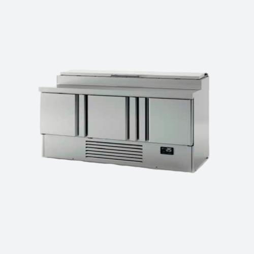 Mesa refrigerada para ensaladas  serie GN1-1 700