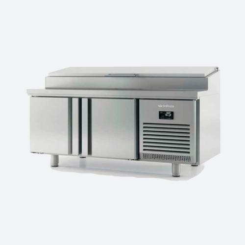 Mesa Refrigerada euronorma 600 x 400 serie 800
