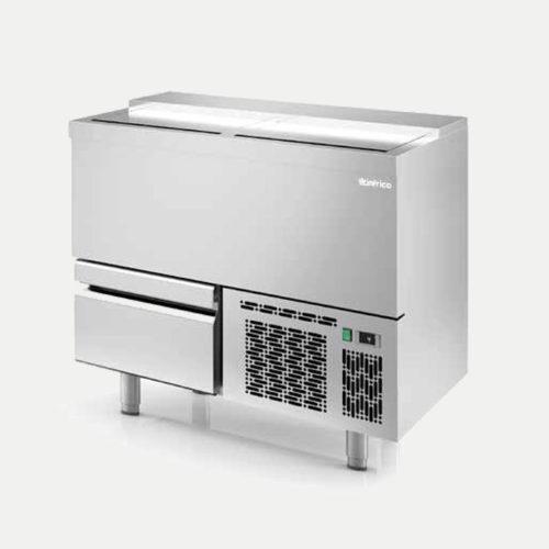 Enfriador de Botella EBC 1000 II - Fred-Despi - Maquinaria refrigerada para bares