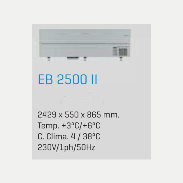 Botellero EB 2000 II Infrico -