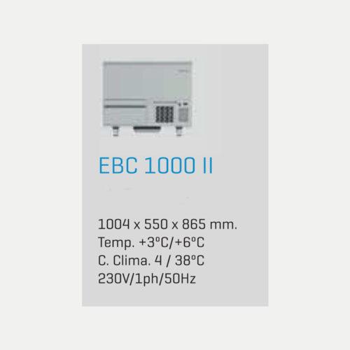 Enfriador de Botella EBC 1000 II - Fred-Despi