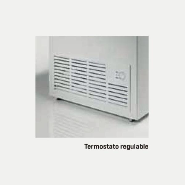 arcón congelador abatible regulable - TERMOSTATO REGULABLE CONGELADOR ABATIBLE-HOSTELERIA-FRED DESPI