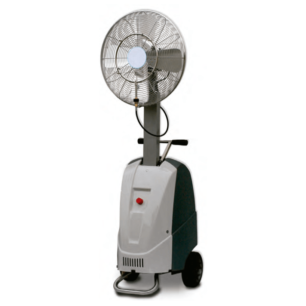 Ventilador nebulizador autónomo MOBI-COOL KEM